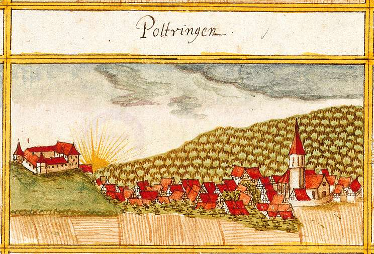 Poltringen, Ammerbuch TÜ, Bild 1