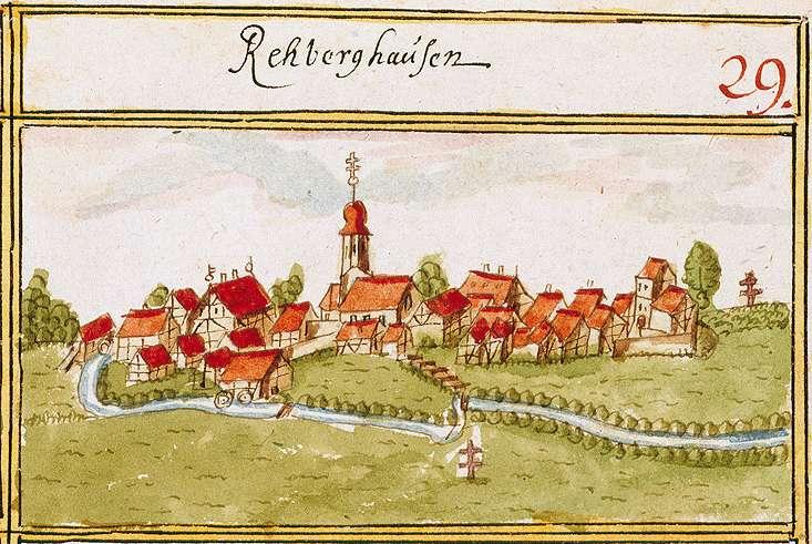 Rechberghausen GP, Bild 1