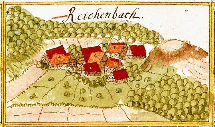 Reichenbach, Berglen WN, Bild 1