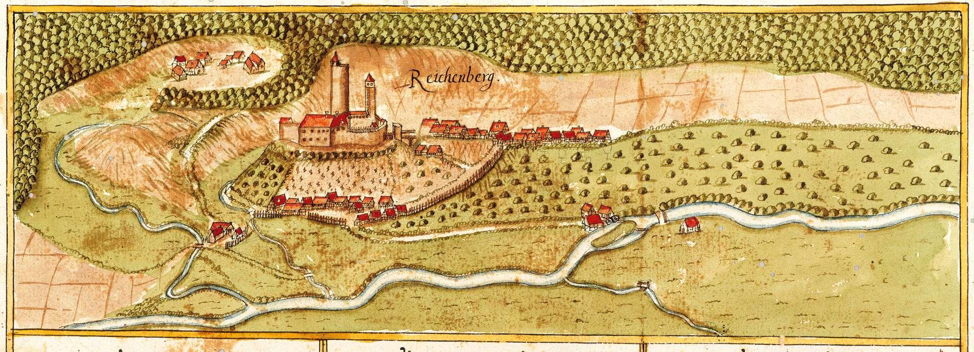 Reichenberg : Oppenweiler WN, Bild 1