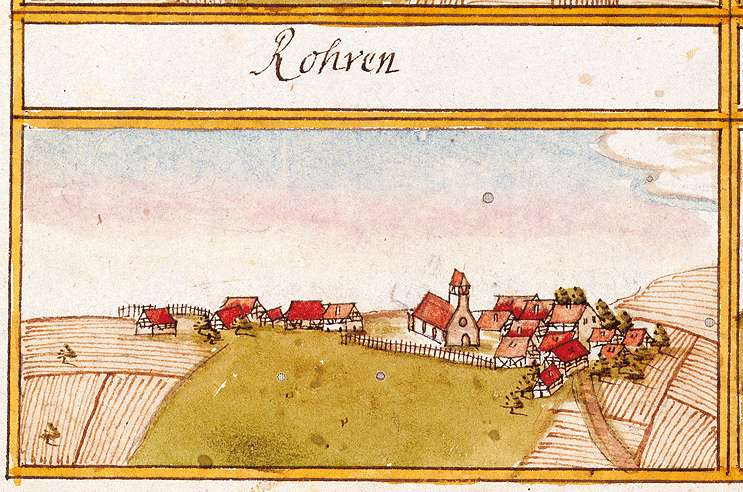 Rohrau, Gärtringen BB, Bild 1