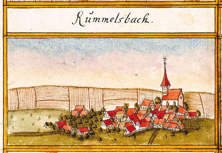 Rommelsbach, Reutlingen RT, Bild 1