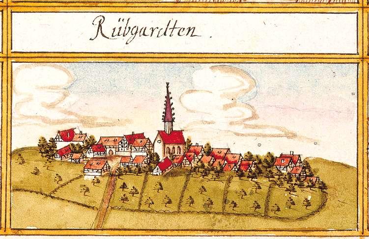 Rübgarten, Pliezhausen RT, Bild 1