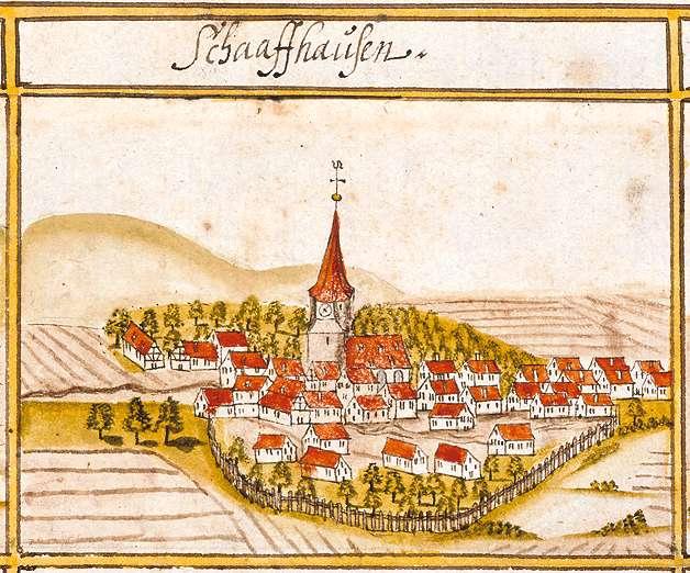 Schafhausen, Weil der Stadt BB, Bild 1