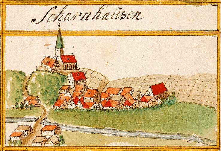 Scharnhausen, Ostfildern ES, Bild 1