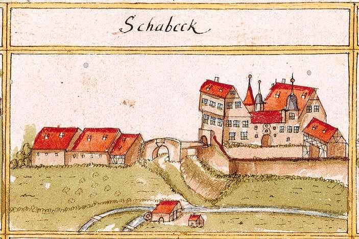 Schaubeck : Kleinbottwar, Steinheim an der Murr LB, Bild 1