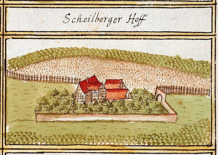 Scheuelberghof : Stadt Maulbronn, PF, Bild 1