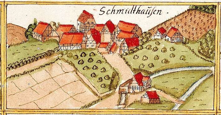 Schmidhausen, Beilstein HN, Bild 1