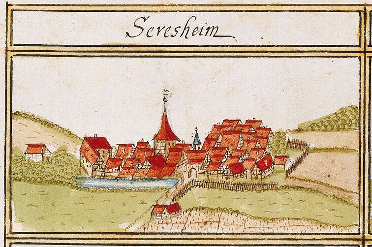 Sersheim LB, Bild 1
