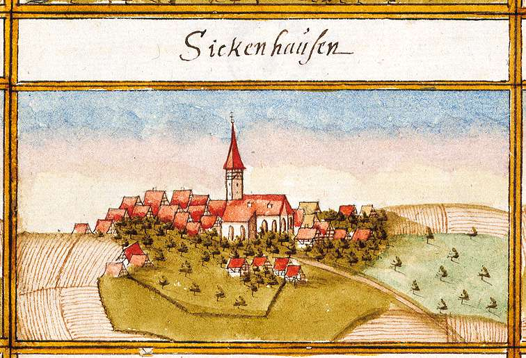 Sickenhausen, Reutlingen RT, Bild 1