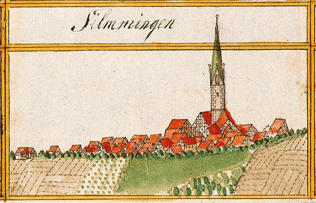 Sielmingen, Filderstadt ES, Bild 1