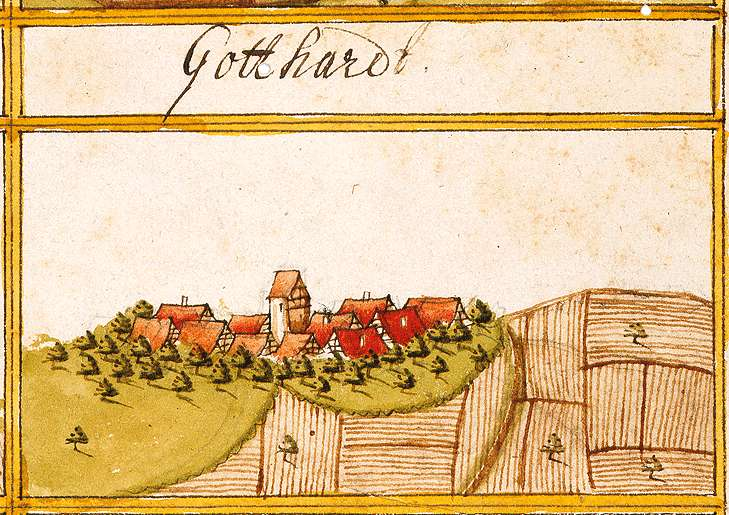 St. Gotthardt : Stadt Göppingen GP, Bild 1