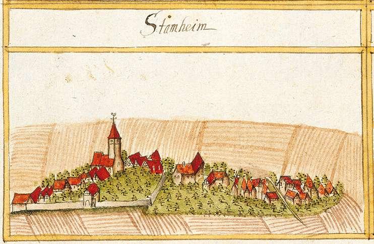 Stammheim, Stkr. Stuttgart, Bild 1