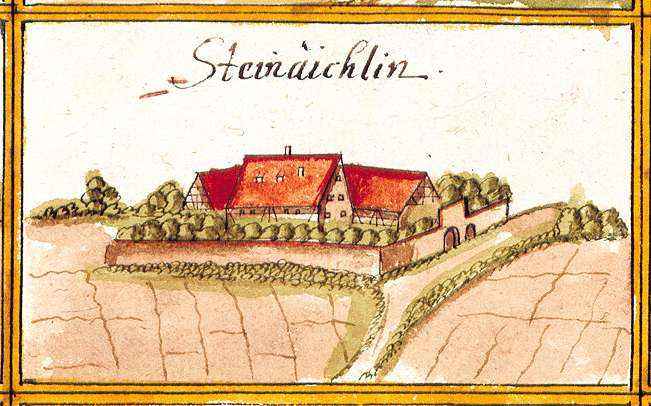 Steinächle : Affalterbach LB, Bild 1