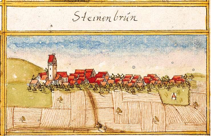 Steinenbronn BB, Bild 1