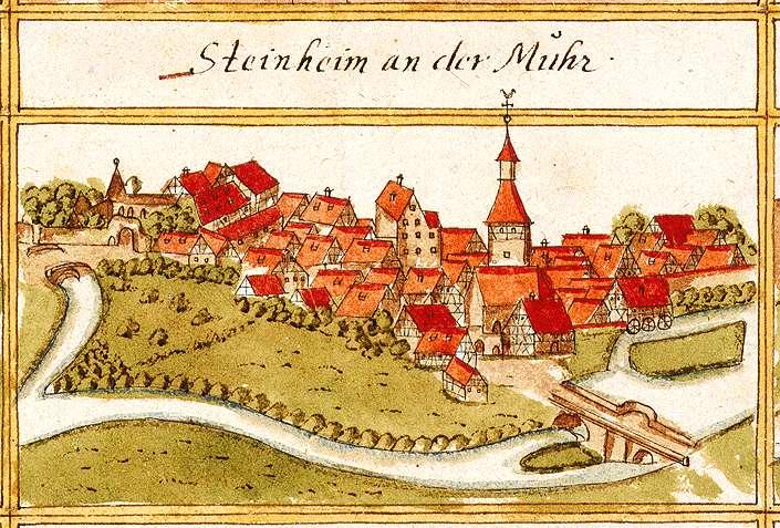 Steinheim an der Murr LB, Bild 1