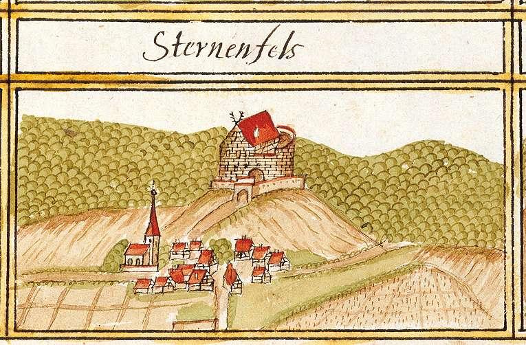 Sternenfels, PF, Bild 1