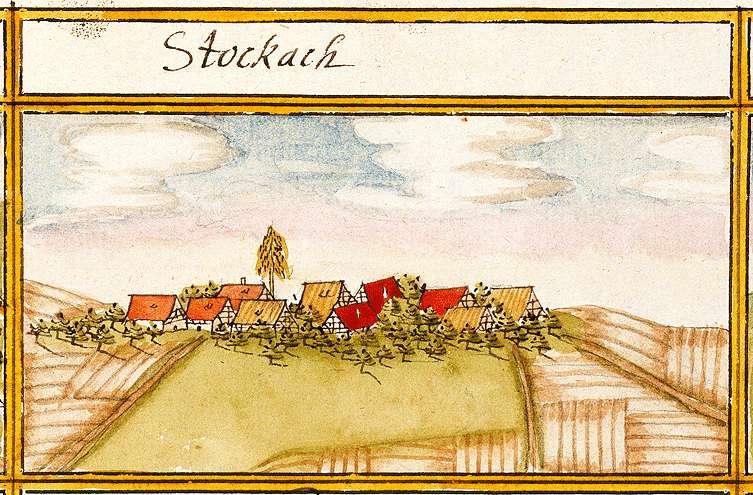 Stockach, Gomaringen TÜ, Bild 1