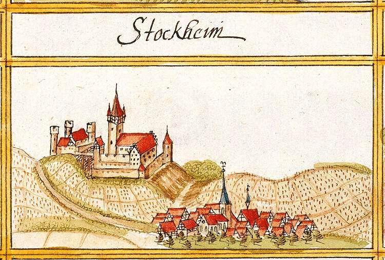 Stockheim, Brackenheim HN, Bild 1