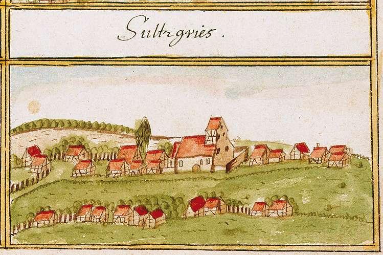 Sulzgries : Stadt Esslingen am Neckar ES, Bild 1