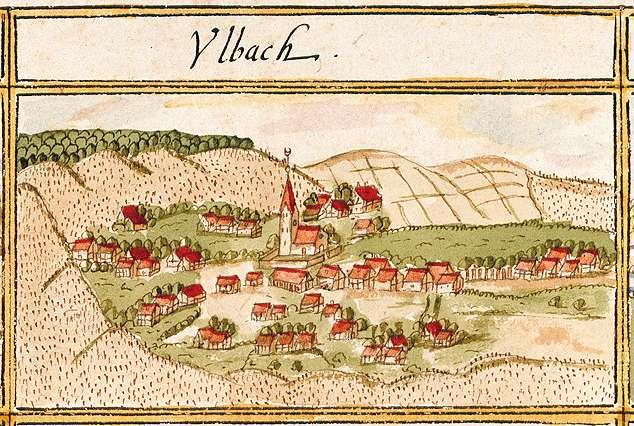 Uhlbach : Obertürkheim, Stkr. Stuttgart, Bild 1