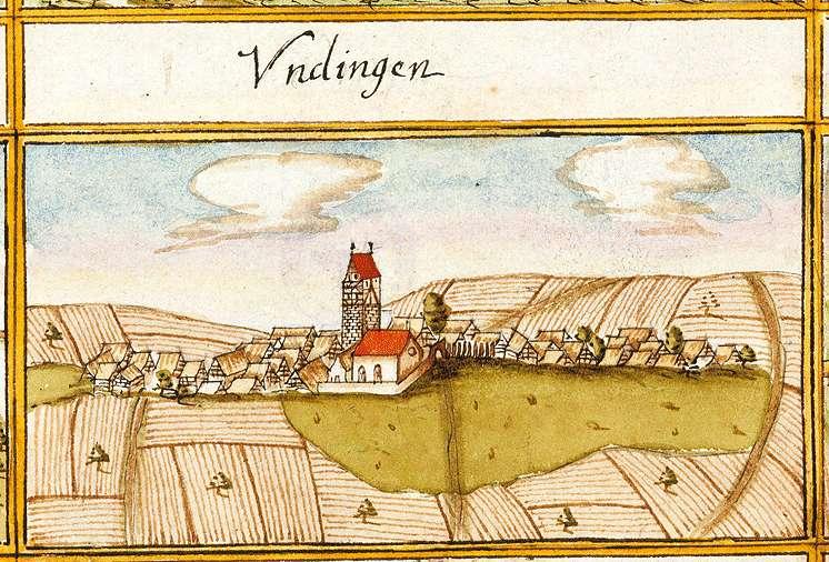 Undingen, Sonnenbühl RT, Bild 1