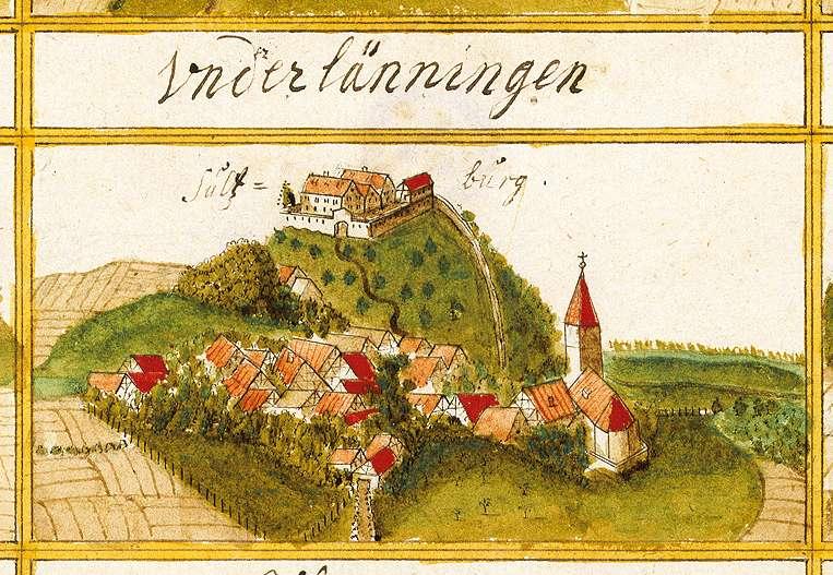 Unterlenningen, Lenningen ES, Bild 1