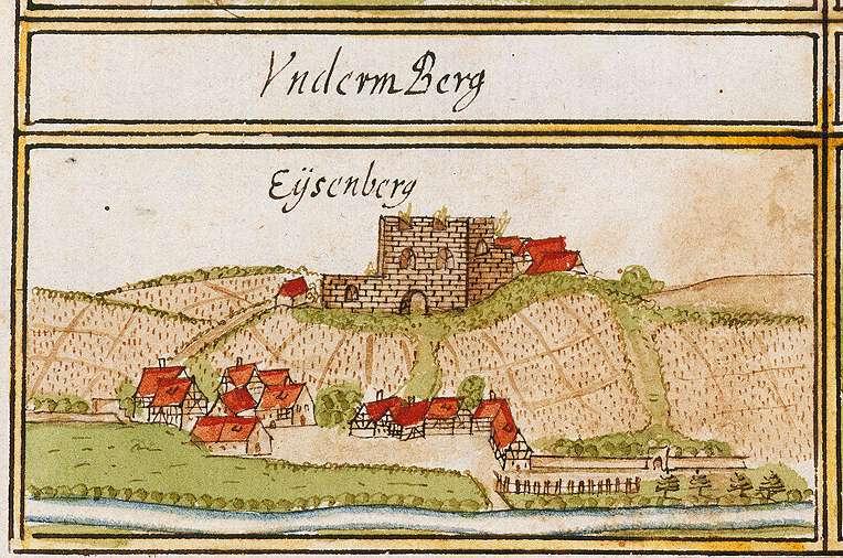 Untermberg : Bissingen an der Enz, Bietigheim-Bissingen LB, Bild 1