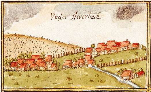 Unterurbach, Urbach WN, Bild 1