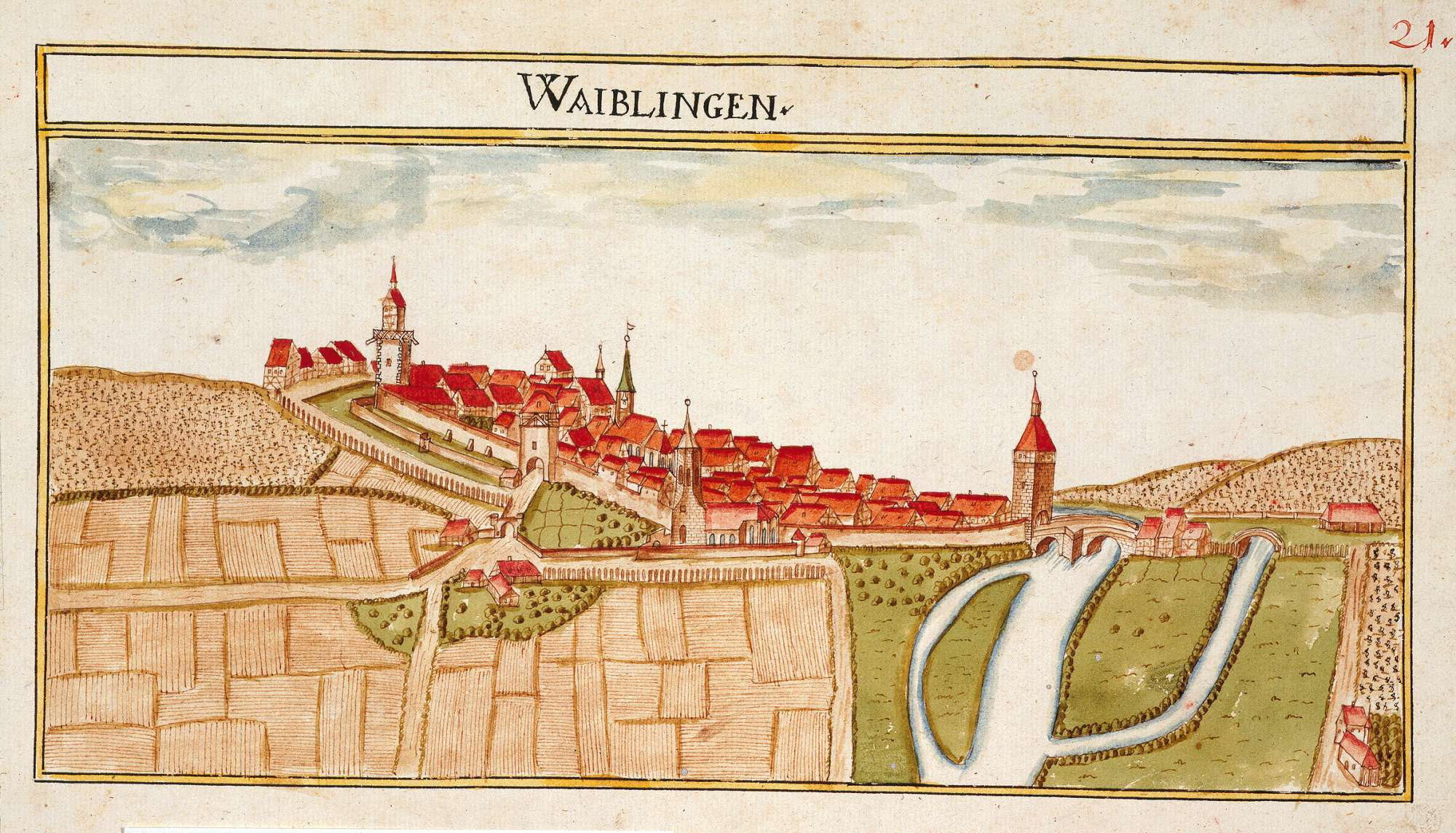 Waiblingen WN, Bild 1