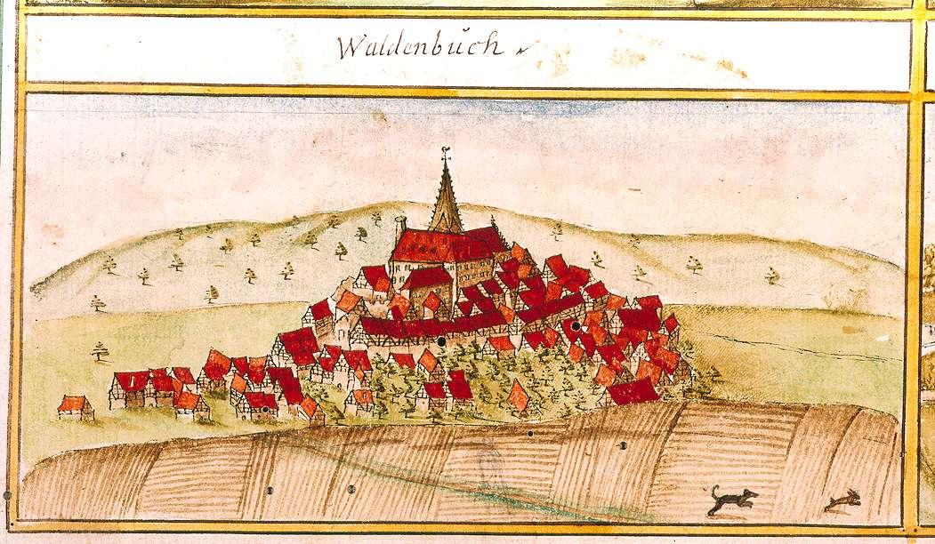 Waldenbuch BB, Bild 1