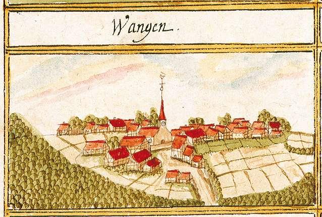 Wangen GP, Bild 1