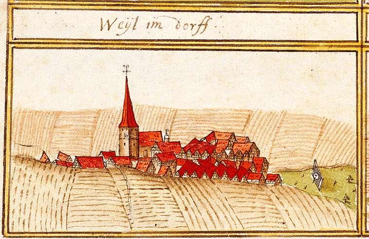 Weilimdorf, Stkr. Stuttgart, Bild 1