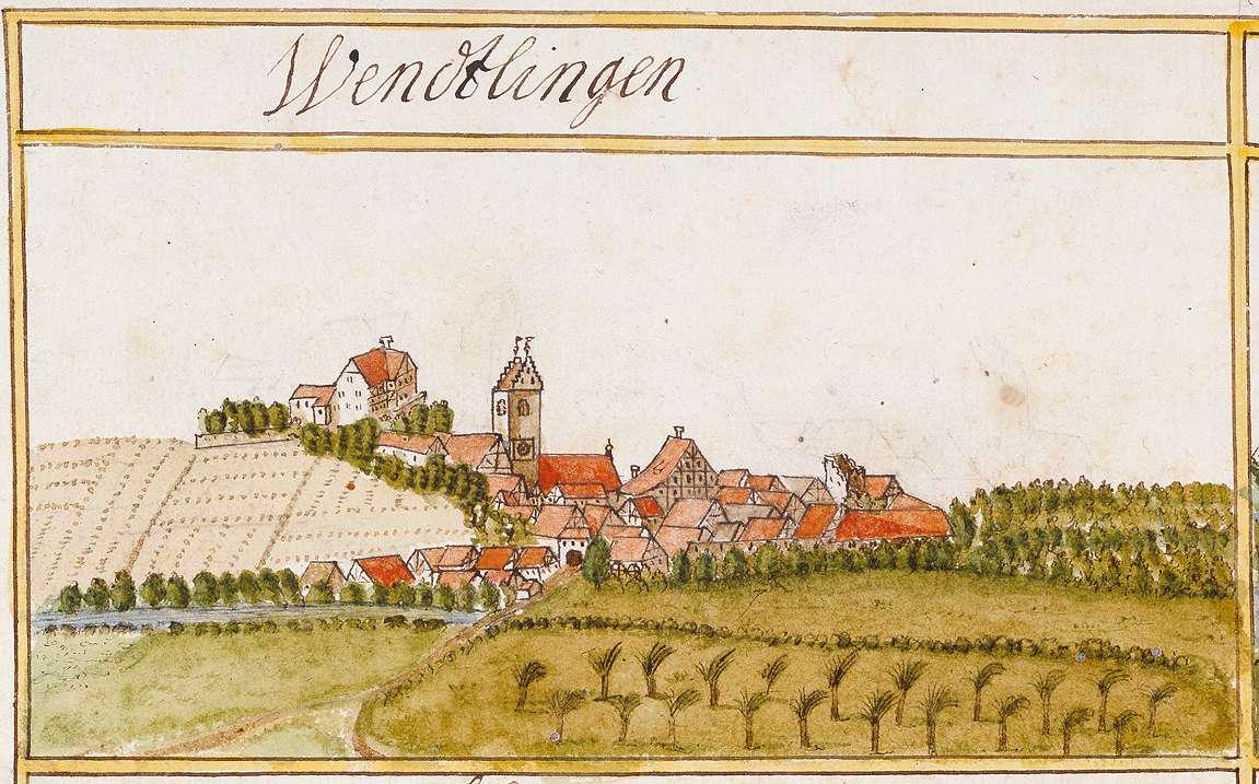 Wendlingen am Neckar ES, Bild 1