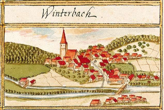 Winterbach WN, Bild 1
