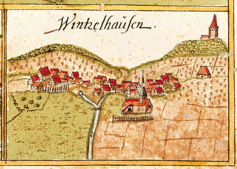 Winzerhausen, Großbottwar LB, Bild 1