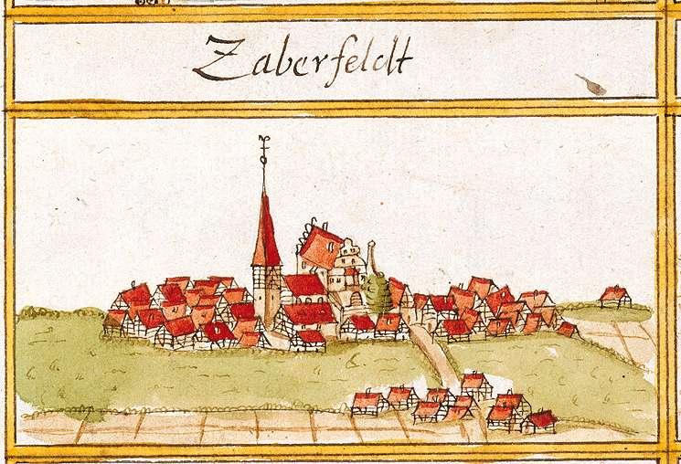 Zaberfeld HN, Bild 1