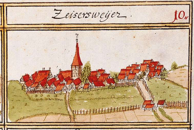 Zaisersweiher, Maulbronn, PF, Bild 1