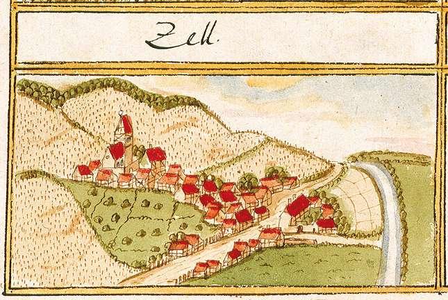 Zell am Neckar, Esslingen am Neckar ES, Bild 1