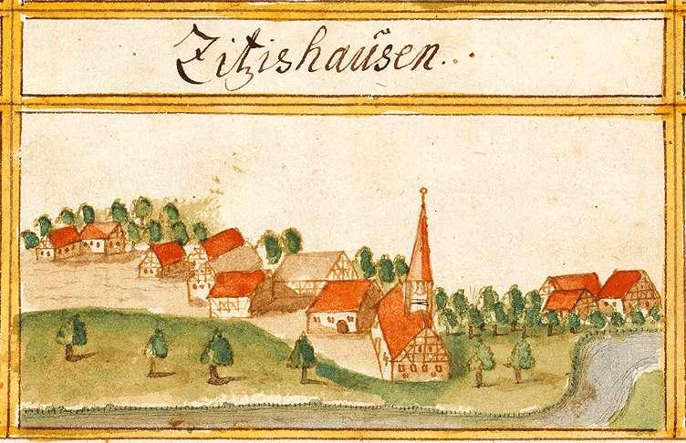 Zizishausen, Nürtingen ES, Bild 1