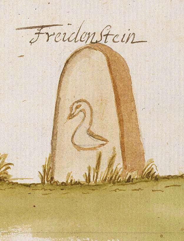 Freudenstein, Knittlingen, PF (Stromberger Forst, Marksteinzeichen II), Bild 1