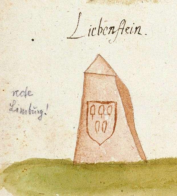 Limburg (Schorndorfer Forst, Marksteinzeichen III), Bild 1