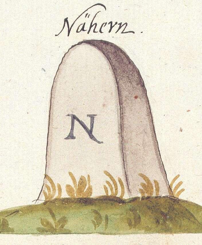 Nehren TÜ (Tübinger Forst, Marksteinzeichen II), Bild 1