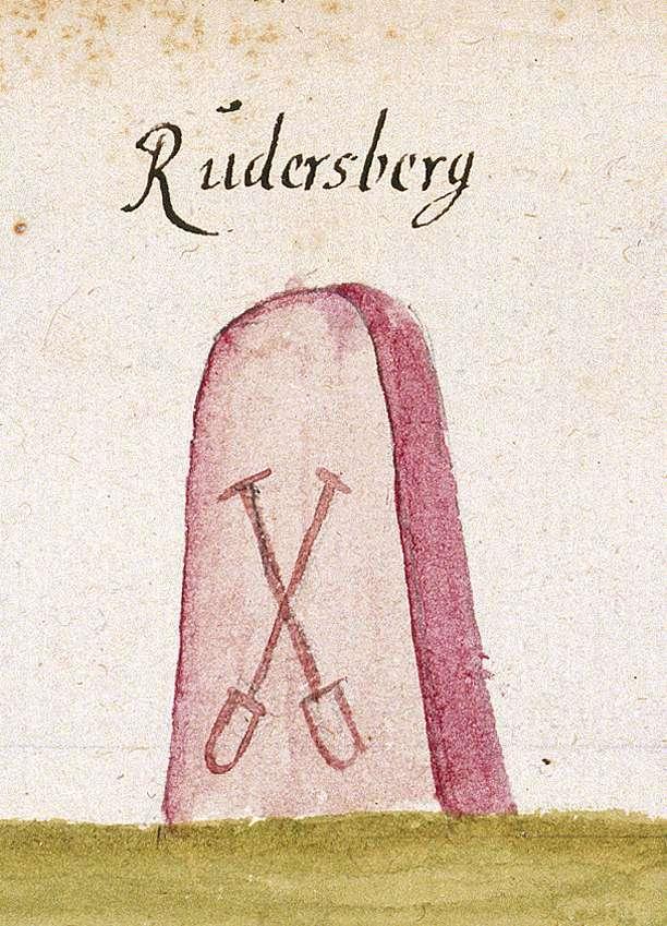 Rudersberg WN (Reichenberger Forst, Marksteinzeichen II), Bild 1