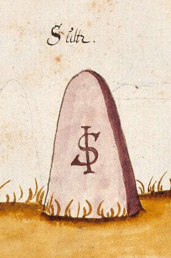 Sulz am Eck, Wildberg CW (Böblinger Forst, Marksteinzeichen II), Bild 1