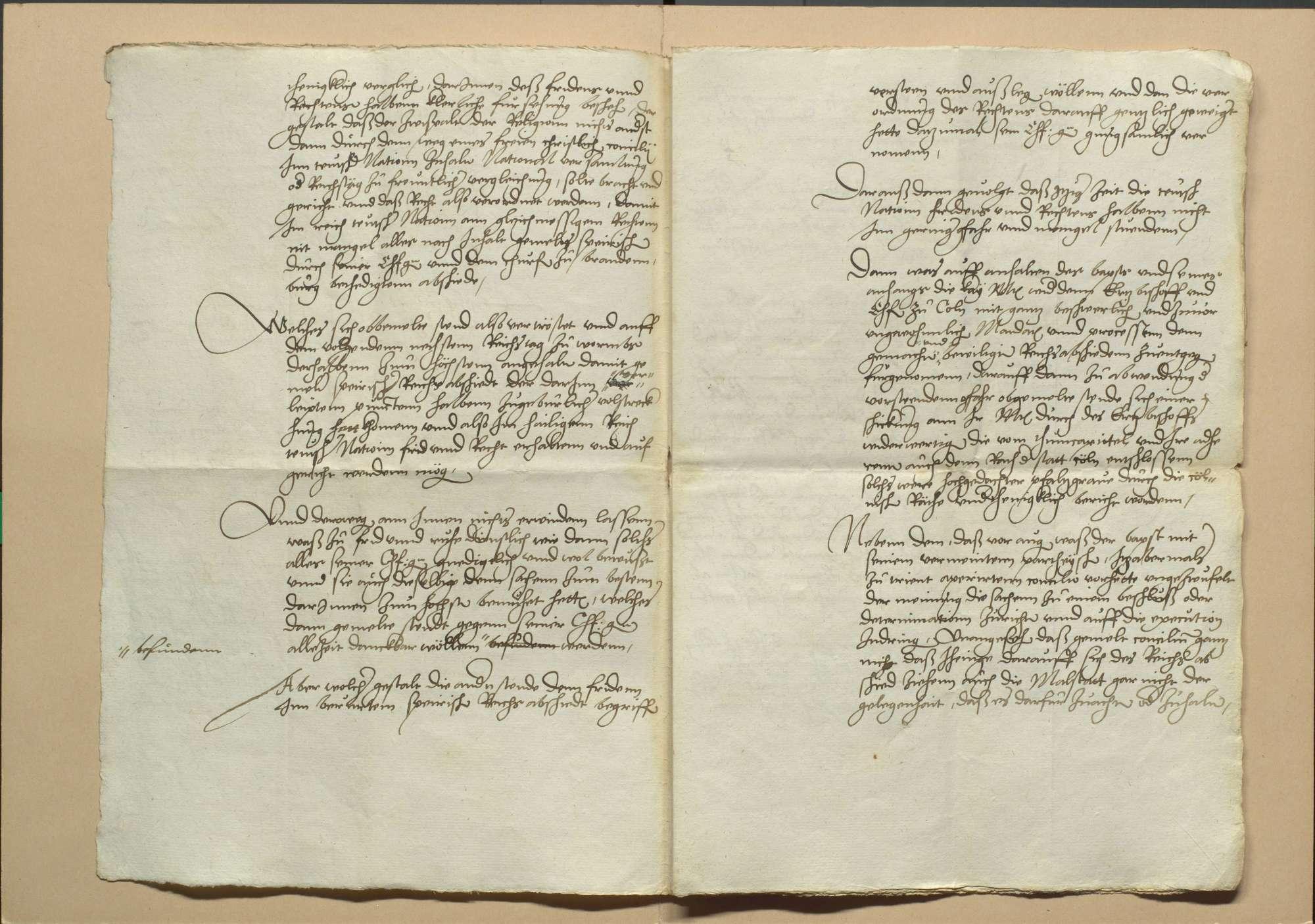 Versammlung der einigungsverwandten Stände zu Frankfurt am 6. Dezember 1545, deren Verhandlungen und die daselbst gemachten Abschiede, Bild 3