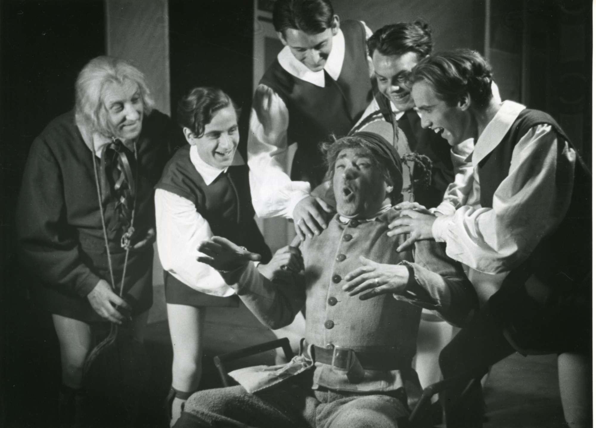 Der Widerspenstigen Zähmung (William Shakespeare), Bild 1