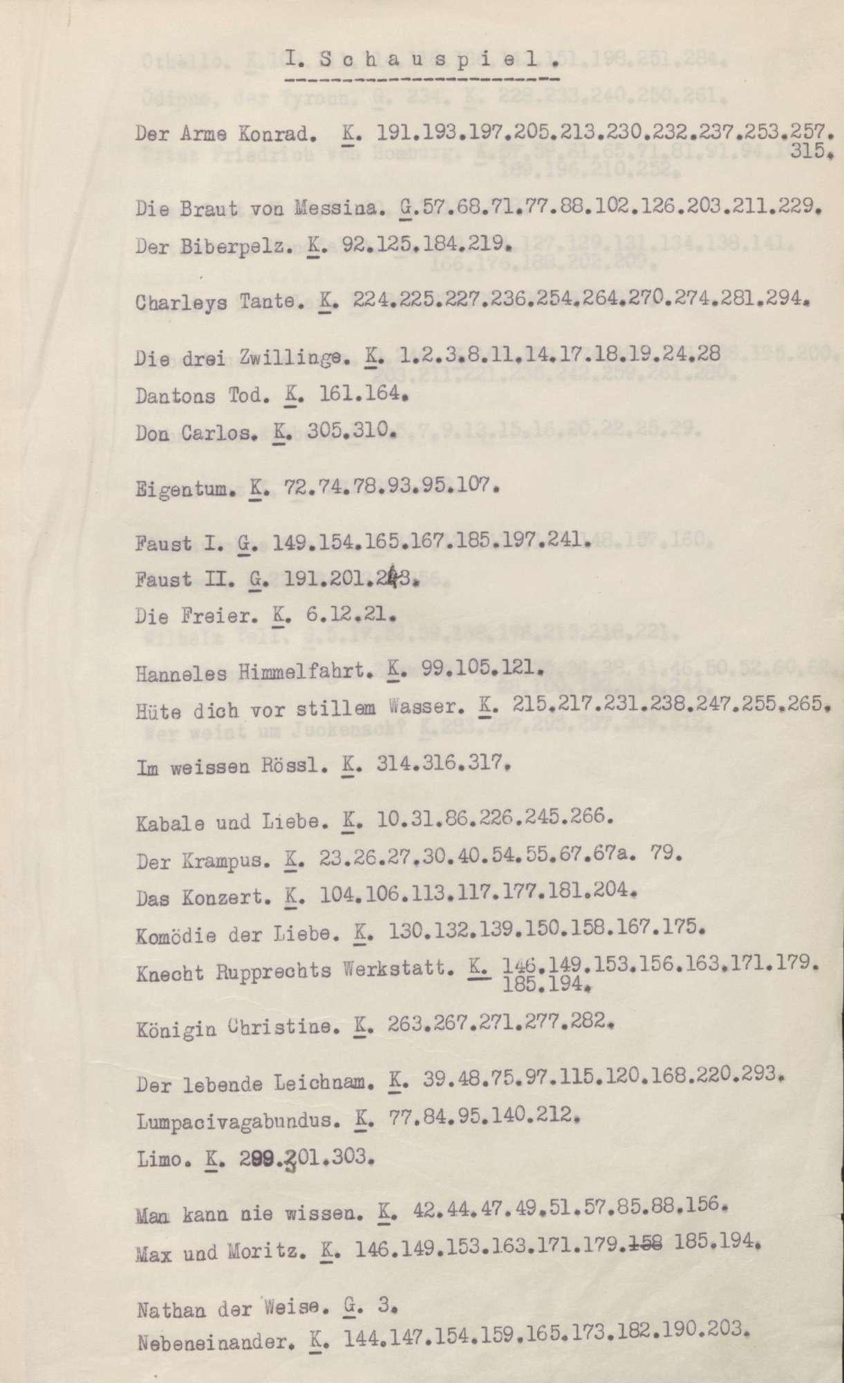 Theaterzettelband 1923/24, Bild 2
