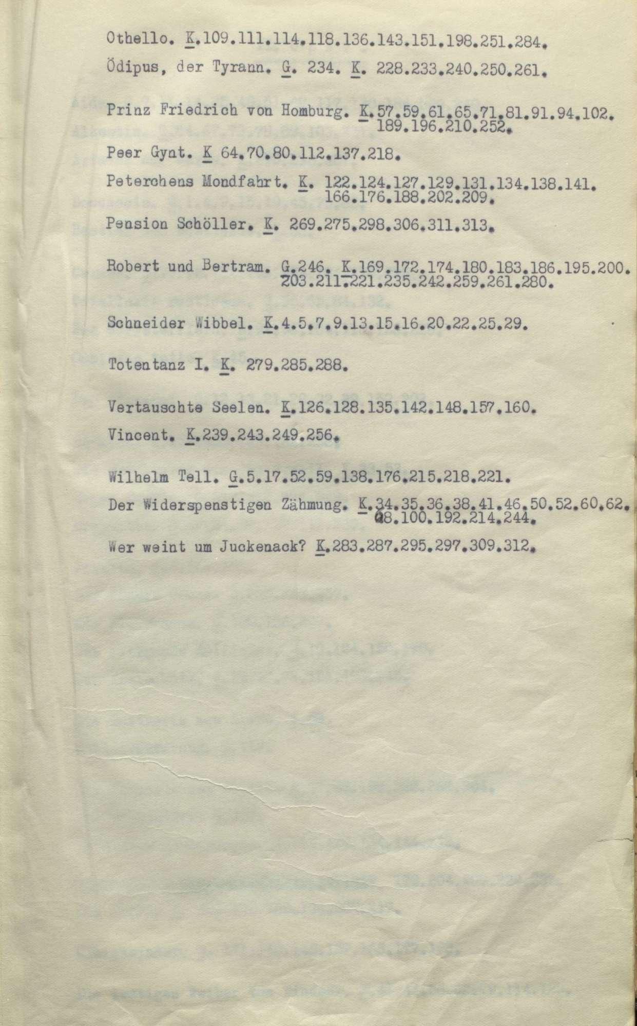 Theaterzettelband 1923/24, Bild 3