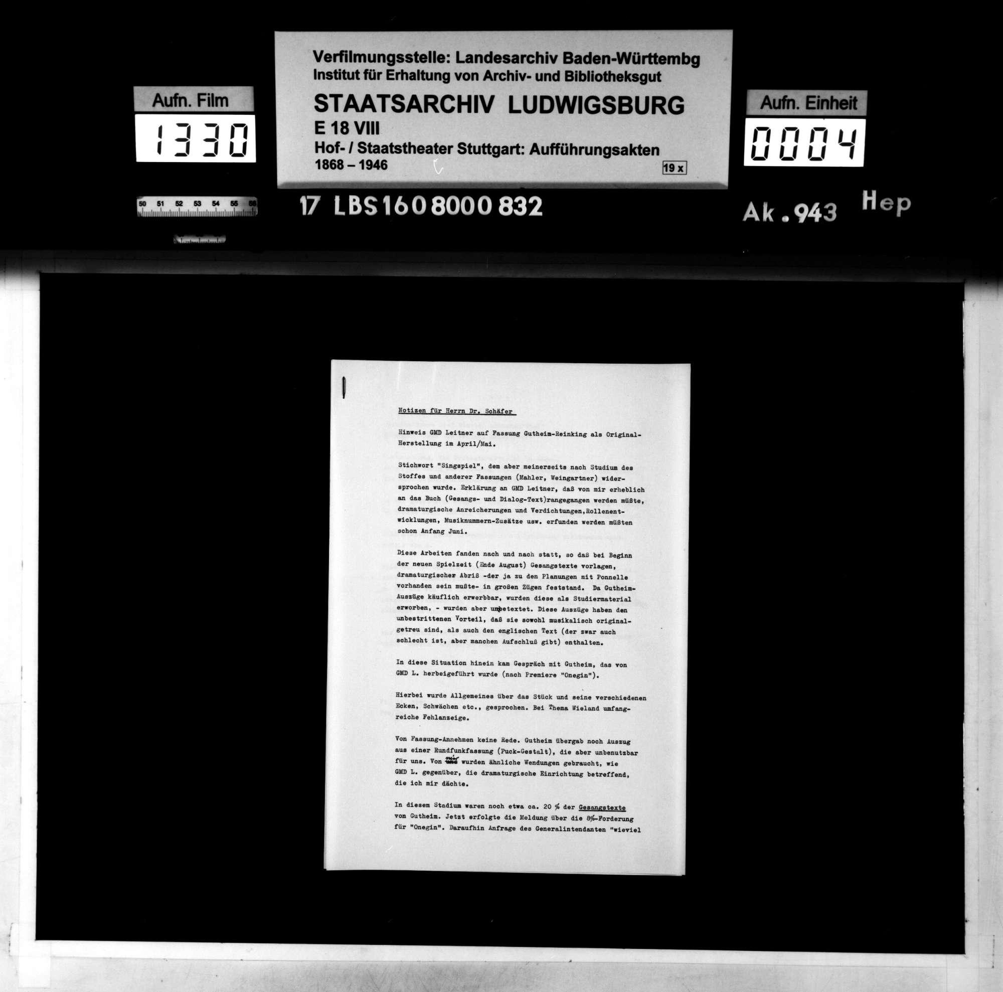 Oberon. Romantische Oper von Carl Maria von Weber; bearbeitet von Gustav Mahler. Szenische Bemerkungen von Alfred Roller. Neu-Übertragung von Gustav Brecher und E. Bloch., Bild 3